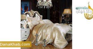 خرید سرویس روتختی ژاکارد ابریشم با کیفیت